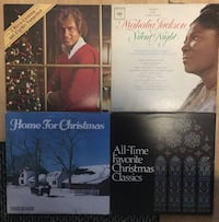 Christmas records Surrey, V3V 2R3