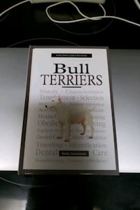 owners guide to BULL TERRIERS  BOOK Calgary, T2Z 4P7