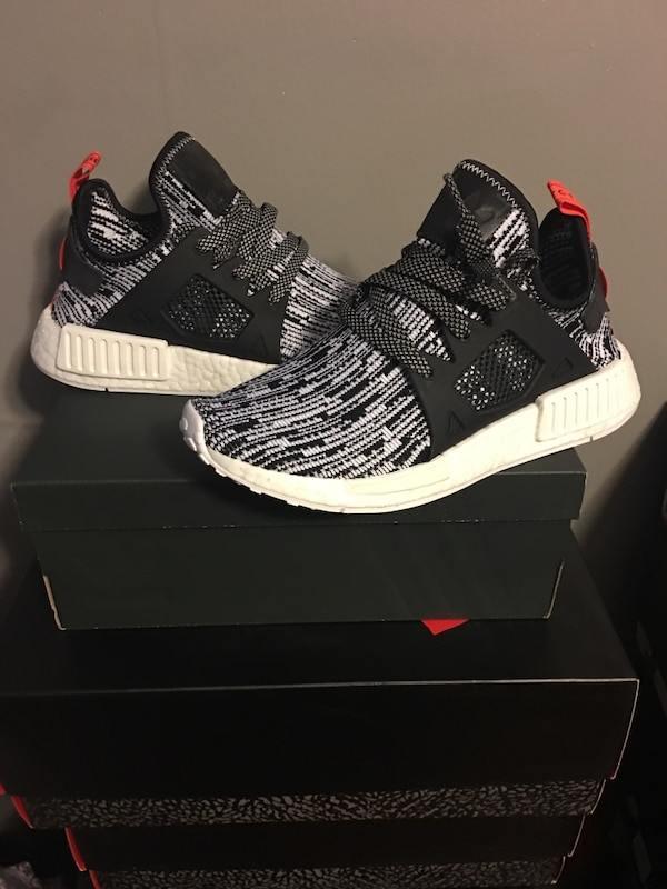 8a2c77856afd1 Used Adidas nmd xr1 glitch camo size 5 for sale in North Arlington ...
