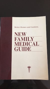 Better Homes and gardens  family medical book Hopewell Junction, 12533