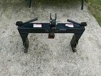 3pt tractor quick hitch Howard City, 49329