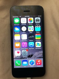 space gray iPhone 5 Ajax, L1S 7G2