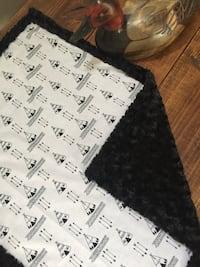 Minky baby blanket (made to order)