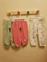 Split crotch pants (baby/toddler)