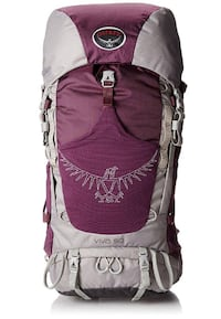 OSPREY BACKPACK VIVA 50 L. GREAT CONDITIONS. NEGOTIABLE!!! Toronto