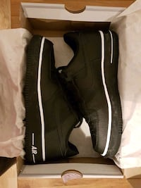Air Force 1 (Black) Bergen, 5053