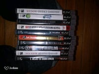 Ps3 games  3153 km