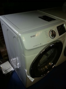 #1454 brand new Samsung 7.5 cubic foot electric dr