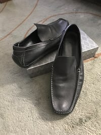 Boss leather shoes. 8.5 us. Toronto, M6A