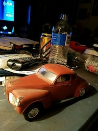 It's a Plymouth Coupe model car Hazel Green, 35750