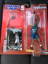 Garnett starting lineup collectible  Los Angeles, 90034