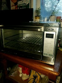 Extra large Oster toaster oven
