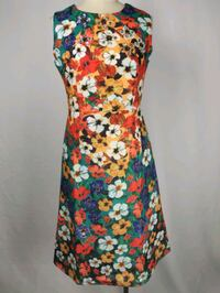 NWT Floral Pattern Ladies Dress Size 4-6 Markham, L6C