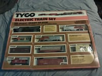 1971 tyco HO scale electric train set.... Hagerstown, 21740