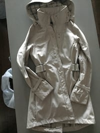 Fleece lined waterproof jacket Toronto, M5H 1H1