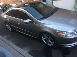 2011 VW CC - R Line (low kms!)