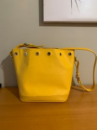 Louis Vuitton Noe yellow bag