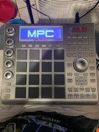 Akai mpc studio professional  used but working perfect selling $50 firm