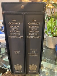 Oxford Dictionary Mississauga, L5N 7H7