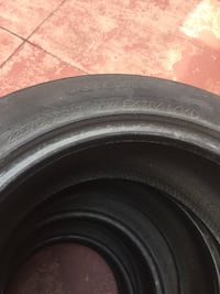 17 inch All season tires. Were fitted in my honda accord 2dr  Mississauga, L5W 1E4