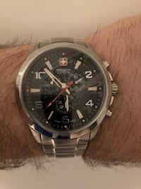 Swiss Military Hanowa Predator Analogue Chronograph Watch
