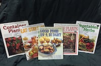 1978 Better Homes and Gardens Cooking and gardening book lot Bondurant, 50035