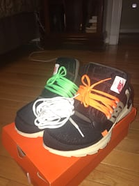 off white prestos size 11 good condition Gaithersburg, 20878