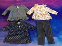 9 month & 6-12 Month Baby Lot Langley, V3A 3Y4