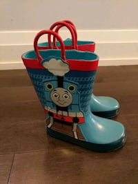 Thomas boots shoes toddler size 8 Vaughan, L4L 5R6