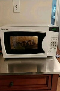 white and black microwave oven Bronx, 10465