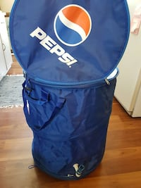 Pepsi Cooler on wheels never used  Fort Erie, L0S 1B0