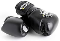 Black and white Fight Monkey Gloves and Focus pads -gently used Pickering, L1V 6A9