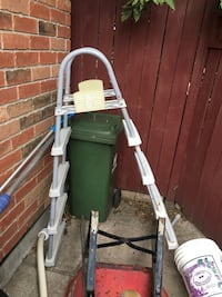 Pool pump and filter in excellent condition reason for selling no longer have pool all in working order Toronto, M2M 2J9