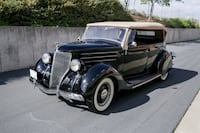 1936 Ford Model 68 Deluxe Phaeton Benicia