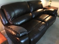 Power recline sofa and chair