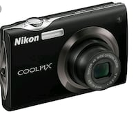 NIKON COOLPIX S4000 12.1 MP DIGITAL CAMERA