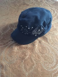 blue and white fitted cap Chula Vista, 91913