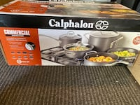 New! Never opened! Calphalon Commercial Nonstick 13-piece Cookware Set Baltimore, 21220