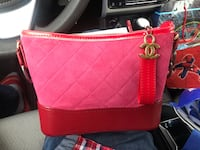 Chanel Mini Purse with all accessories included. Brand new. Minor scratch damage on last picture. Comes with straps & silky Chanel bag. Centreville, 20120