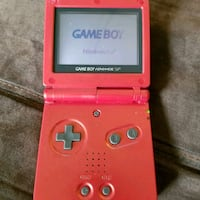 Gameboy advance with games  Andover, 67002