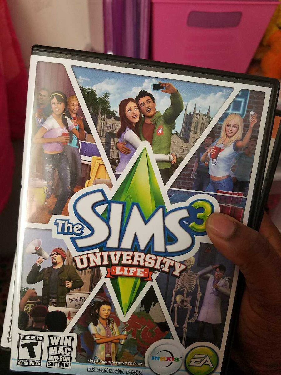 Download Game Ea Sports The Sims 3