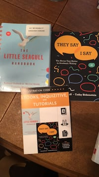 The Little Seagull & They Say I Say (w/ registration codes) Hillside, 07205