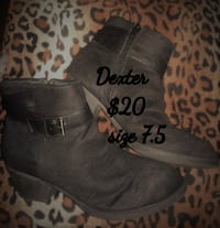 really nice pair of Dexter boots Calgary