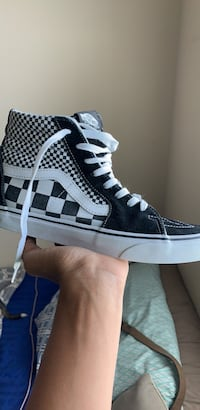 Hightop Checkerboard vans Phoenix, 85023