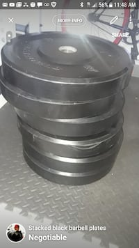 Weights 45 lb