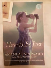 Book - How to be Lost Burnaby, V5H
