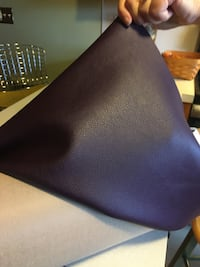 12 1/2 yards Knolls furniture faux leather