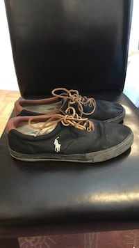 Polo low-top sneakers