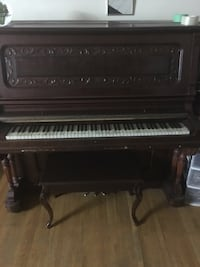 Brown upright piano Toronto, M3J 1J6