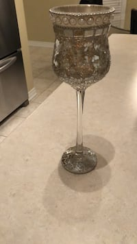 Crystal Glass Wine (Negotiable)